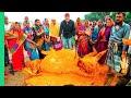 600 POUND WATER BUFFALO!! Bangladesh's Secret Youtube Food Village!!!