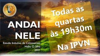 ANDAI NELE - Estudo Bíblico - 06/10/2021