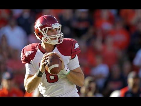 Tyler Wilson Ultimate Highlights - Arkansas QB