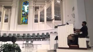God of Our Fathers, Rodgers Organ