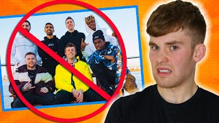 Why I Wouldn't Join The Sidemen