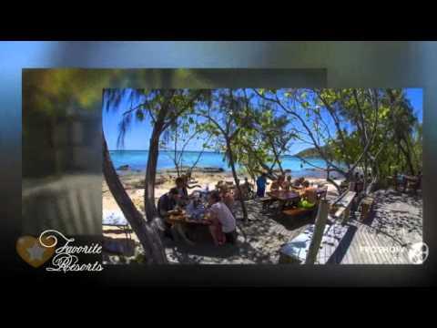 Barefoot Manta Island - Fiji Naukacuvu Island