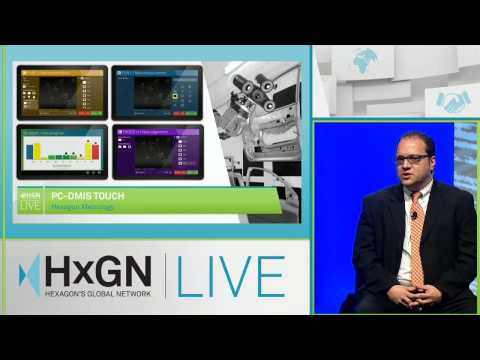 Metrology Keynote HxGN Live June 4, 2013