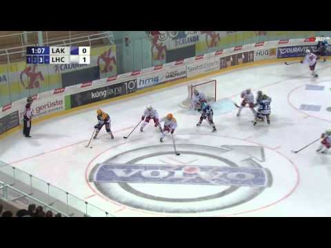 Highlights: Lakers vs Lausanne HC