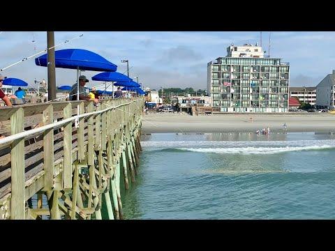Garden City Pier Tour - Garden City Beach, SC