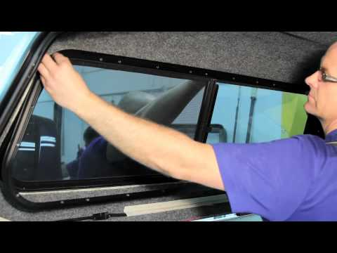 HT - Side window - Replacement (framed)