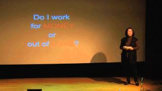 A cross culture and communication specialist: Isabelle Min at TEDxItaewon