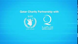 Qatar Charity and partnership with UN World Food Program