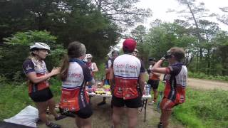 2014 Texas 4000: Ozarks Route Team Video