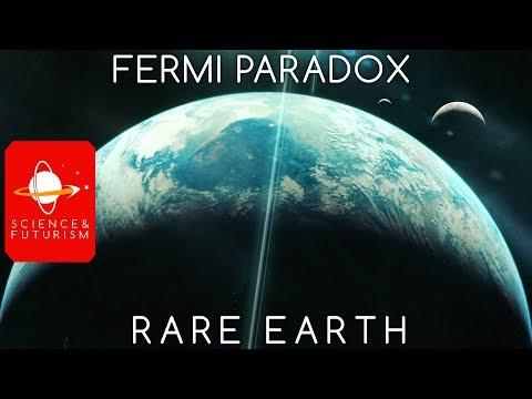 Fermi Paradox Great Filters: Rare Earth