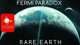 Fermi Paradox Great Filters: Rare Earth