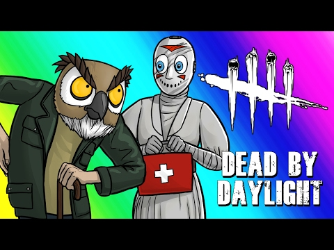 Thumbnail: Dead By Daylight Funny Moments - Nurse Delirious!