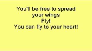 Selena Gomez - Fly to your Heart (Instrumental Lyrics)