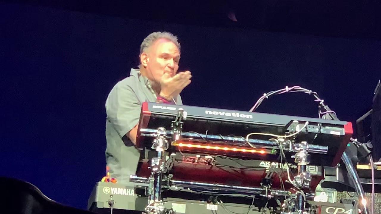 c5c63231985 Phil Collins Introducing his band live at Qudos Arena Sydney 22 01 ...