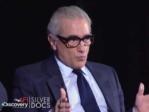 Jim Jarmusch s Martin Scorsese About ITALIANAMERICAN