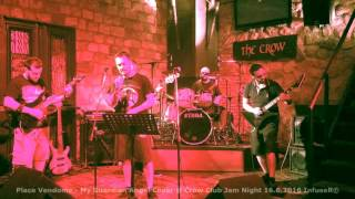 Place Vendome - My Guardian Angel Cover @ The Crow Club Jam Night!