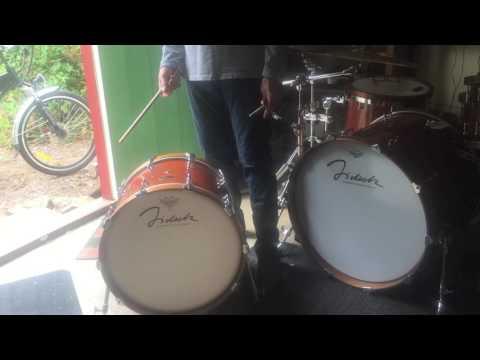 Fidock Handcrafted Drums