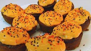 Betty's Orange Cream Cheese Frosting For Halloween