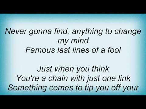 Elton John - Hello Hello Lyrics