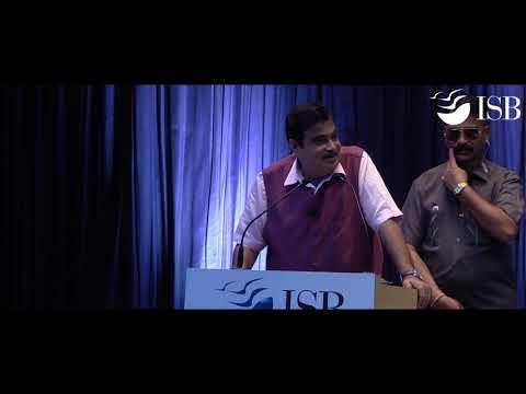 Nitin Gadkari – Closing Keynote at the ISB Leadership Summit (ILS) 2017