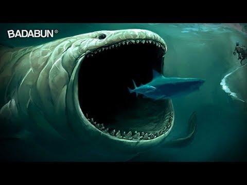 Los 8 animales más grandes de la historia