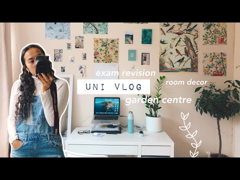 day in the life of an online uni student || london vlog