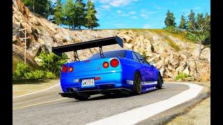 Project Cars 2 : Nissan Skyline GT-R - Oculus Quest 2