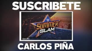 WWE PPV 2016 Opening & Pyro