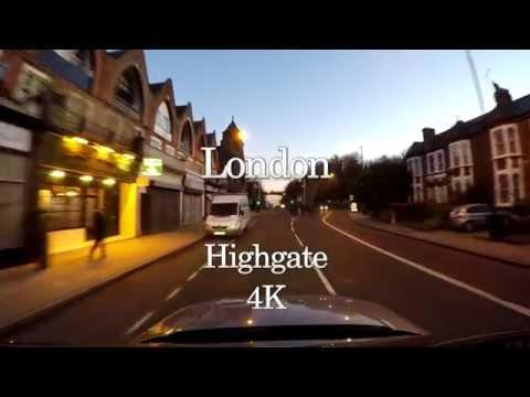 4K London Highgate