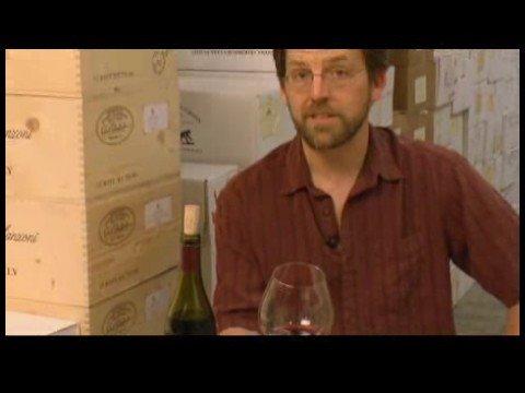 Pinot Noir Wine : Pinot Noir Color & Body