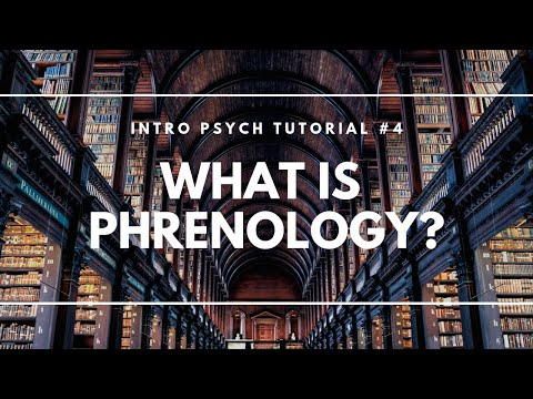 What is Phrenology? (Intro Psych Tutorial #4)