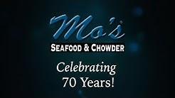 Mo's Restaurant Celebrates 70 Years on the Oregon Coast