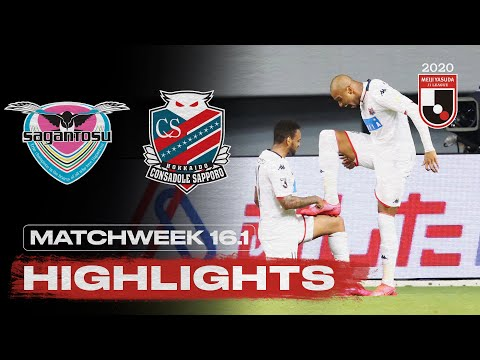 Sagan Tosu Sapporo Goals And Highlights