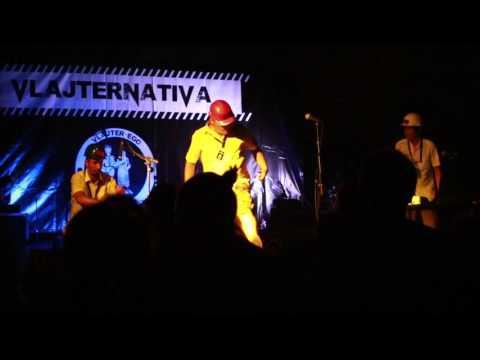 Porno Suicid - Kušin - Stina uživo @ Vlajternativa festival Benkovac