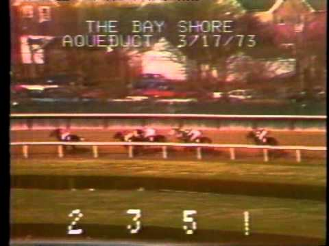 Secretariat - Bay Shore (G3) - Aqueduct Racetrack 03/17/1973