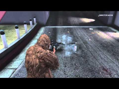 Gta V Play As Bigfoot Director Mode