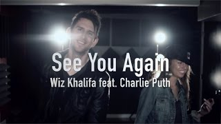 See You Again - Wiz Khalifa ft. Charlie Puth // Cover by Brooke Griffith & Tommee Profitt
