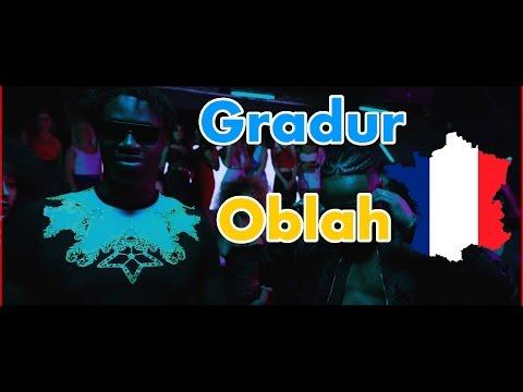 FRANCE RAP REACTION: Gradur - Oblah ft. MHD, Alonzo, Nyda   German reacts