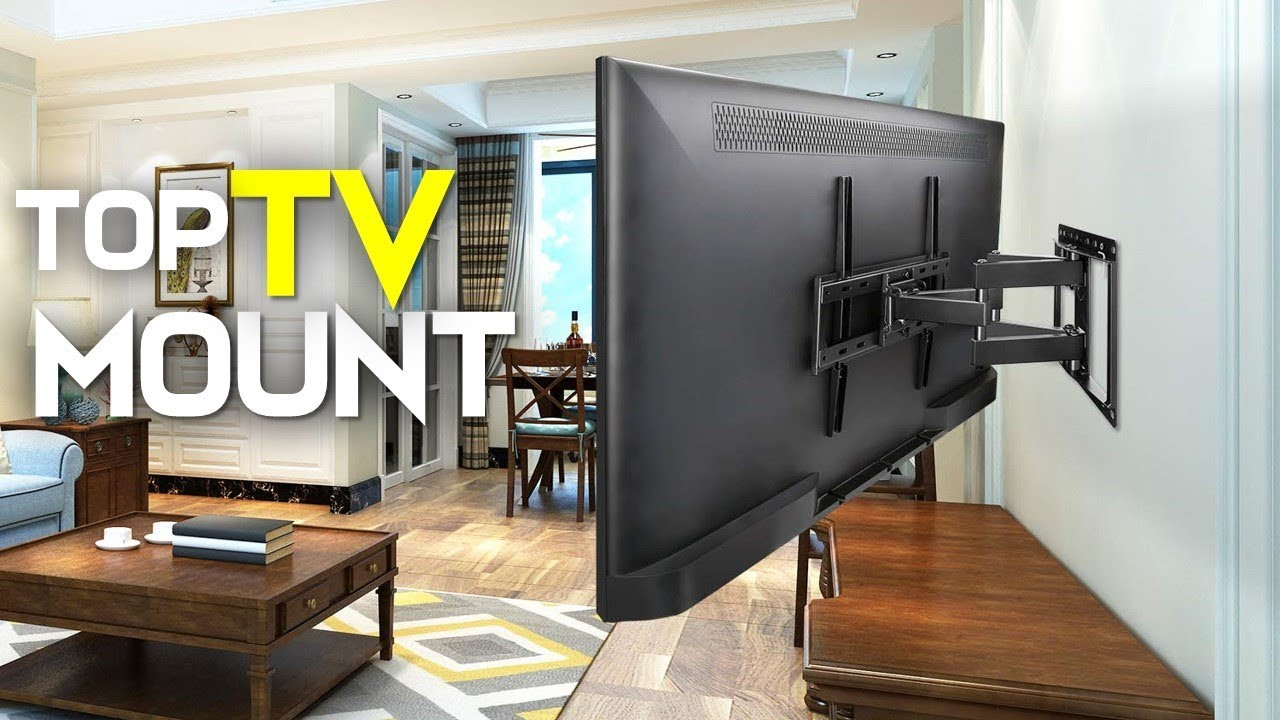 "Full Motion TV Wall Mount Bracket 23/""24/""27/""32/""37/""40/""42/"" inch LED LCD Flat Screen"