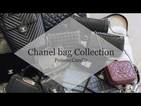 My Chanel bag Collection