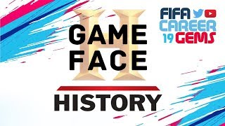 FIFA Game Face History #1