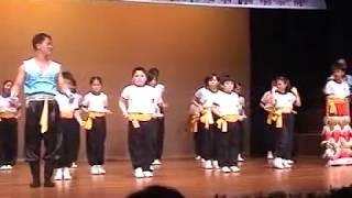2001-02年度 7月18日 粉嶺官立小學 頒獎禮(國術表