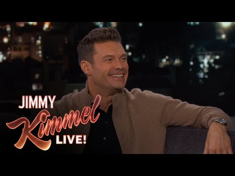 Ryan Seacrest on New Year's Eve & Bad Breath