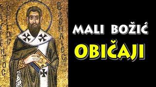 Danas je Sveti Vasilije i Mali Božić  - OVO ne smete da radite - OBIČAJI