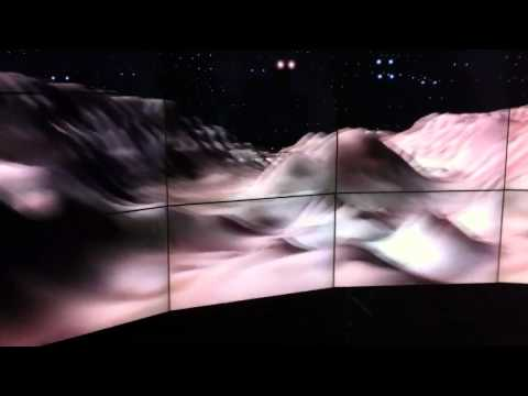 Mars Visualization Demo