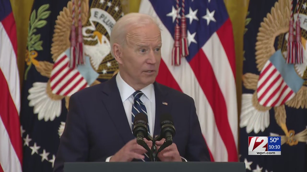 Biden leaves door open for Senate changes to advance agenda