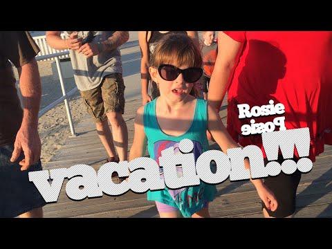 Rosie Posie Vacation Special in Wildwood NJ!!!!