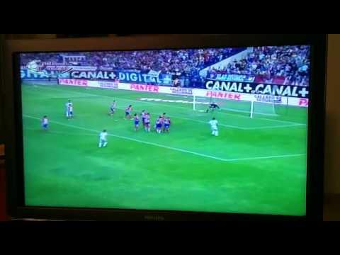 Gol Mariano Pernía Atlético-Getafe, 05/06