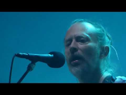 Radiohead Talk Show Host Live Night 1 Wells Fargo Center Philadelphia PA July 31 2018