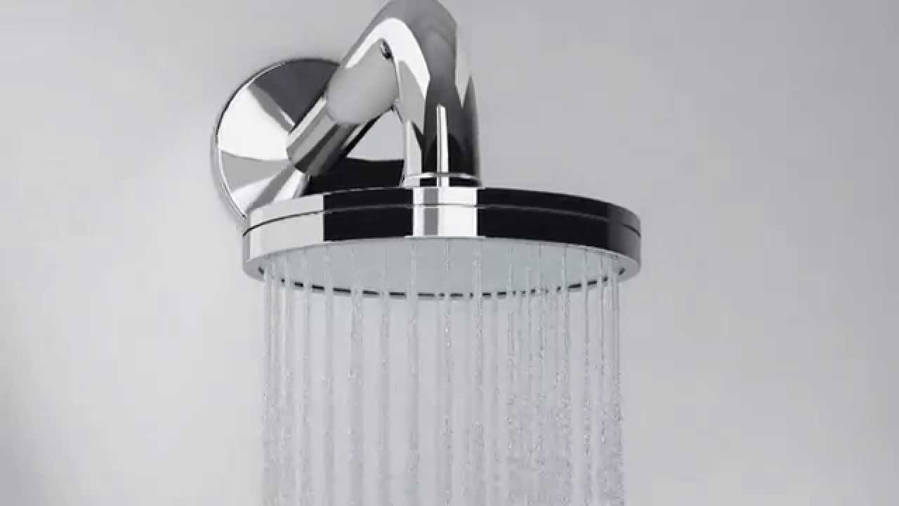 Self Cleaning Shower From Jaquar Youtube